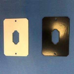 Light Socket adaptor plates various