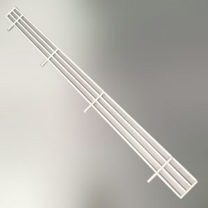 Fence Front Frigrite (White)
