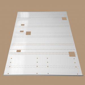 Back Panel, Frigrite GLS, 250cm to 375cm