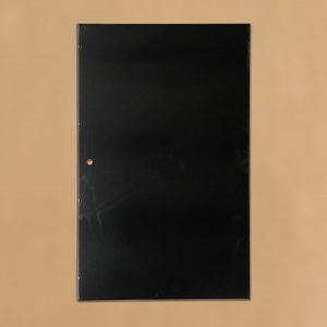 Base Tray, Frigrite, 1216mm x 735mm, Powdercoated Black