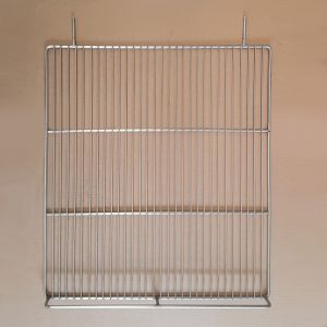 Base Wire Risers - Frigrite - 600mm x 685mm - 450mm Prong Space - Stainless Steel