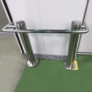 Bollard - Custom - Stainless Steel