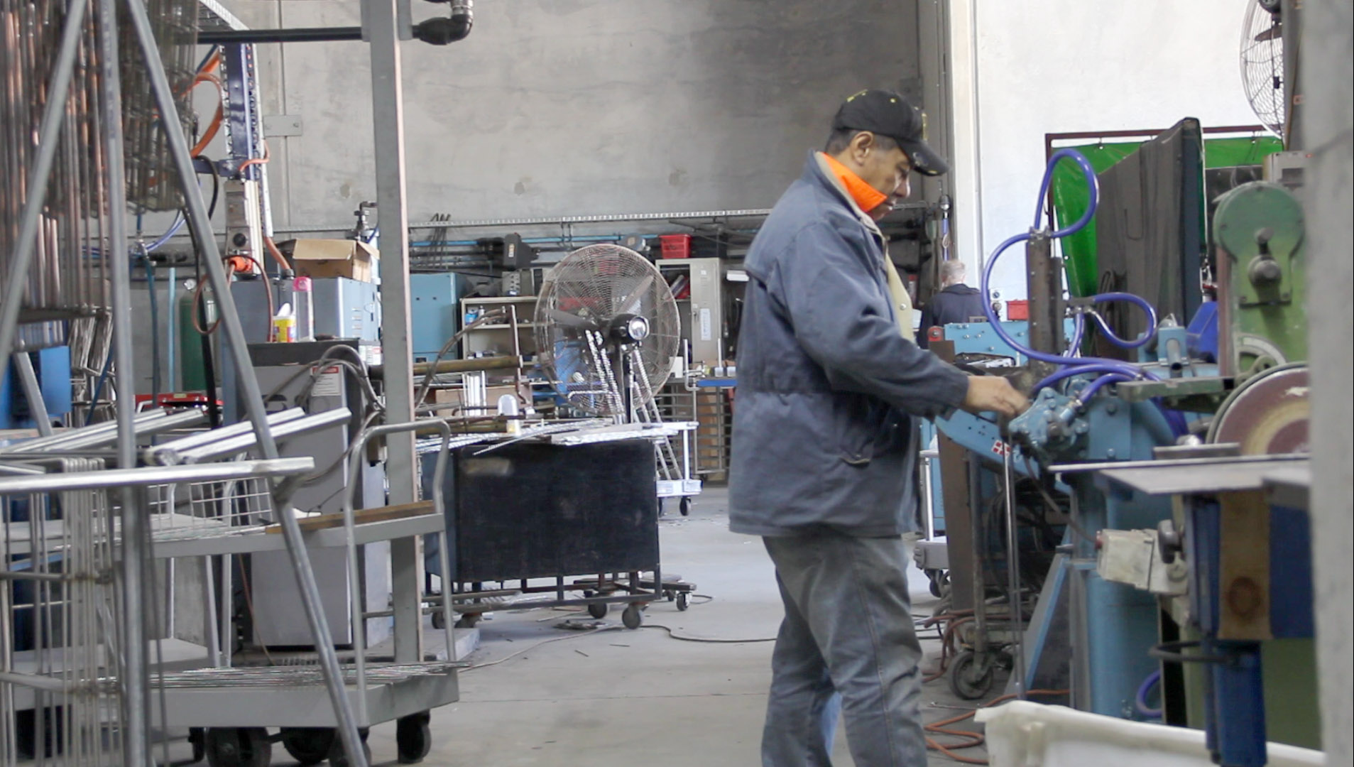 Custom Refrigeration Parts and Manufacturing