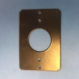 Light Socket adaptor plate