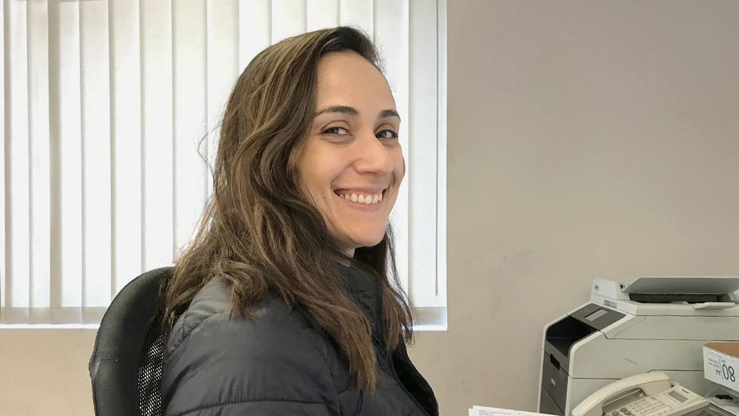 Luisa - Purchasing Officer