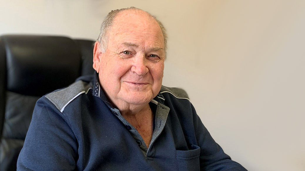 Sonny Stewart - Managing Director