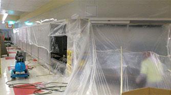 Case refurbishment - During